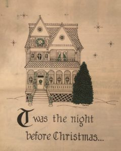 1987 T'was the Night Before Christmas