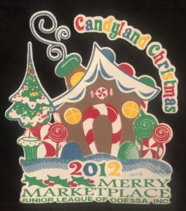2012 Candyland Christmas