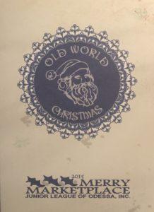 2015 Old World Christmas